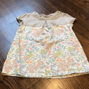 Adorable like new baby gap dress, size 12-18 month